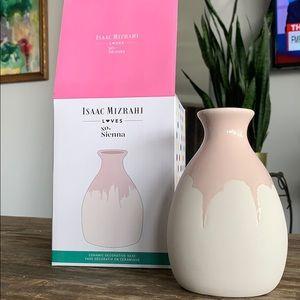 Isaac Mizrahi Xo Sienna Vase